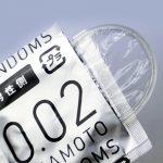 Okamoto 0.02 EX Large Japanese Condoms 6 pcs