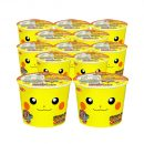 SANYO Sapporo Ichiban Pikachu Cup Noodles - 38g x 12 Cups