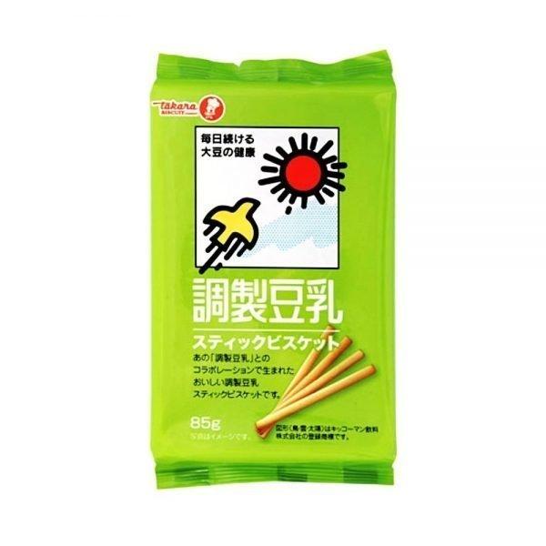 TAKARA Soybean Stick Biscuit - 85g