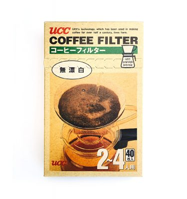 UCC Coffee Filter 40 bags