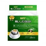 UCC Craftsman Coffee Drip Deep & Rich Special Blend - 18pcs