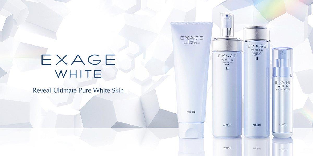 ALBION Exage White Generate