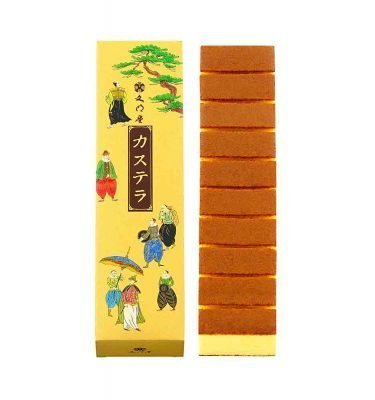 BUNMEIDO Castella 10 Slices Made in Japan