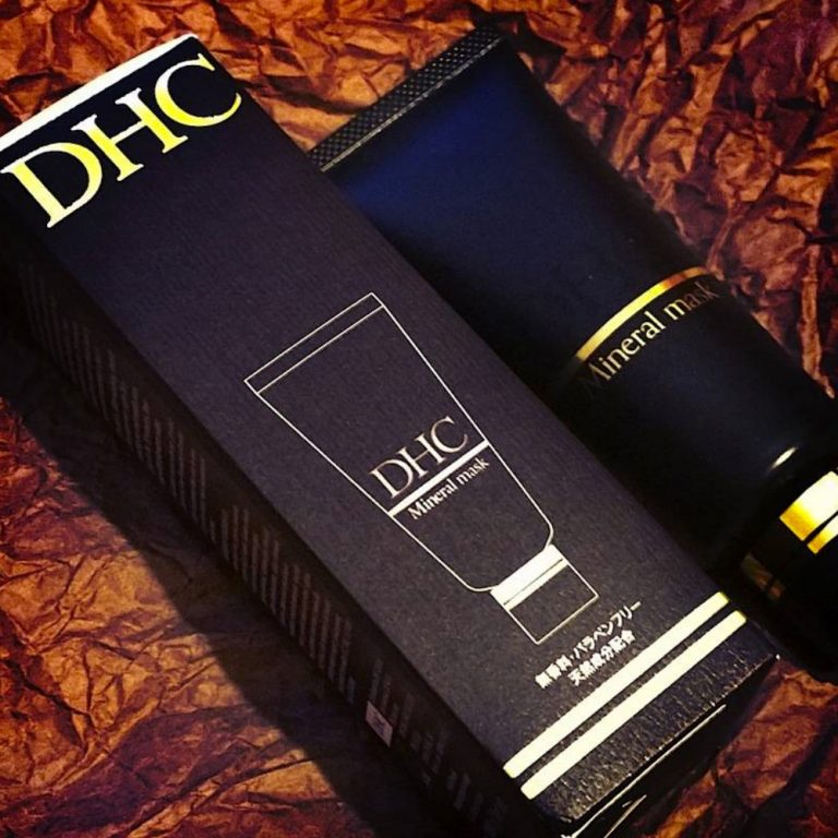 DHC Medicated Mineral Mask