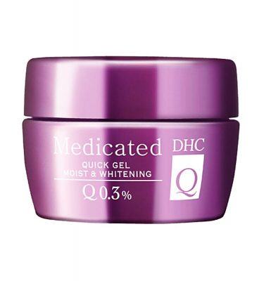 DHC Medicated Quick Moist & Whitening Q 0.3% - 100g