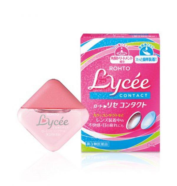 ROHTO Lycee Contact Eye Drops - 8ml
