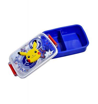 SKATER Pokemon Tight Lunch Box - 450ml