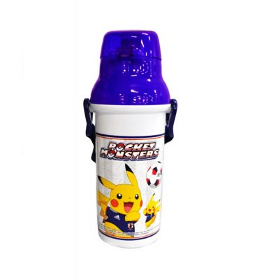 SKATER Pokemon Water Bottle Japan Soccer