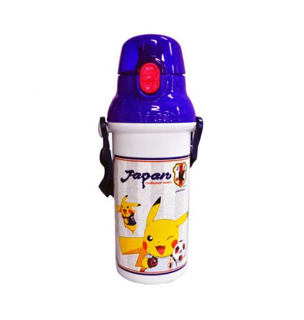 SKATER Pokemon Water Bottle Japan Soccer - 480ml