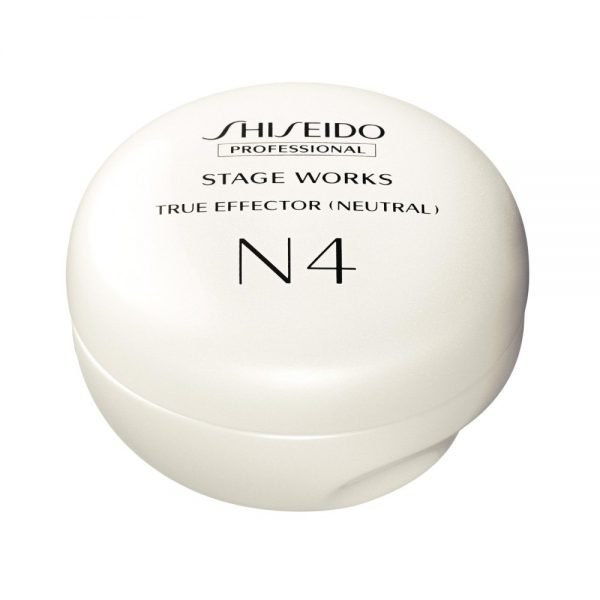 shiseido stage works true effector neutral