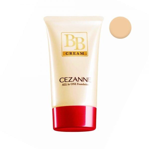 CEZANNE BB Cream - Light Ochre 01