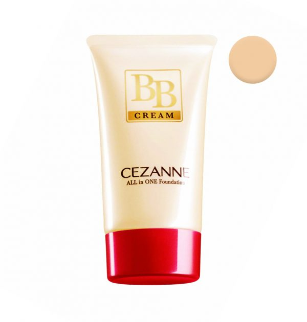 CEZANNE BB Cream - Light Ochre 01