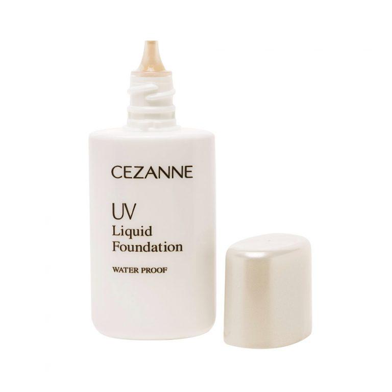 CEZANNE UV Liquid Foundation R Waterproof