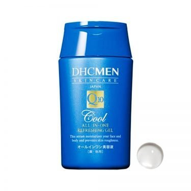 DHC MEN All in One Refreshing Gel Face & Body Essence 200ml