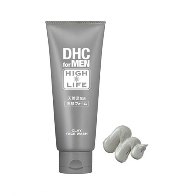 DHC MEN Clay Face Wash - 100g