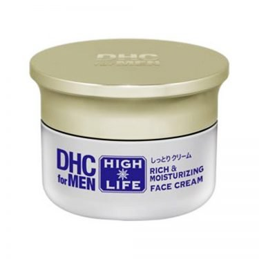 DHC MEN High Life Rich & Moisturizing Cream - 50g