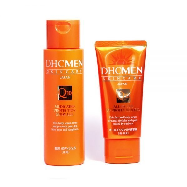 DHC MEN Medicated Body Gel