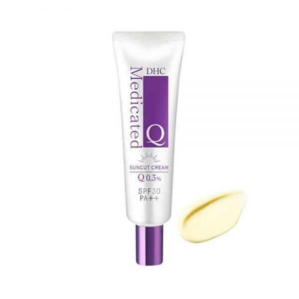 DHC Medicated Q Suncut UV SPF30・PA++ - 30g