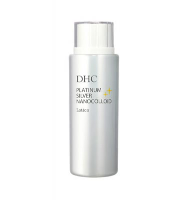 DHC Platinum Silver Nanocolloid Lotion - 100ml