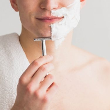 FEATHER Hi-Shave Moist Gel Made in Japan