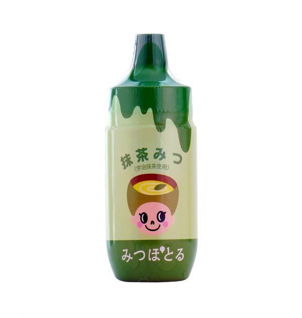 HACHIMITSU COMPANY-Mitsu Bottle Matcha Syrup 170ml Made in Japan