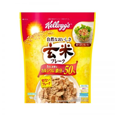 JAPAN KELLOGG'S Genmai Flakes Cereal Made in Japan