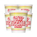 NISSIN Cup Noodle 77g x 5 Cups - The History Began from This