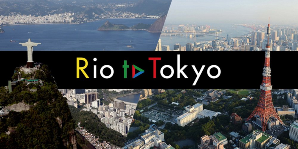 Olympics from Rio to Tokyo