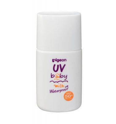 PIGEON UV Baby Milk Waterproof SPF50+ 20g