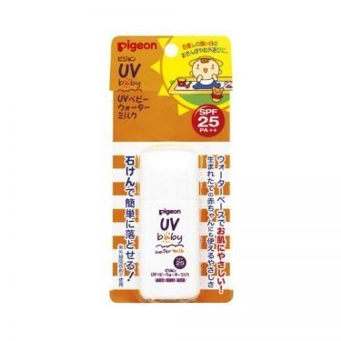 PIGEON UV Baby Milk Waterproof SPF25 PA++ 30g from 0 month on