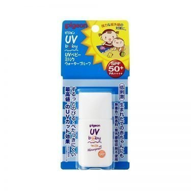 PIGEON UV Baby Milk Waterproof SPF50+ 20g