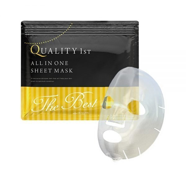 Quality First All in One Mask The Best