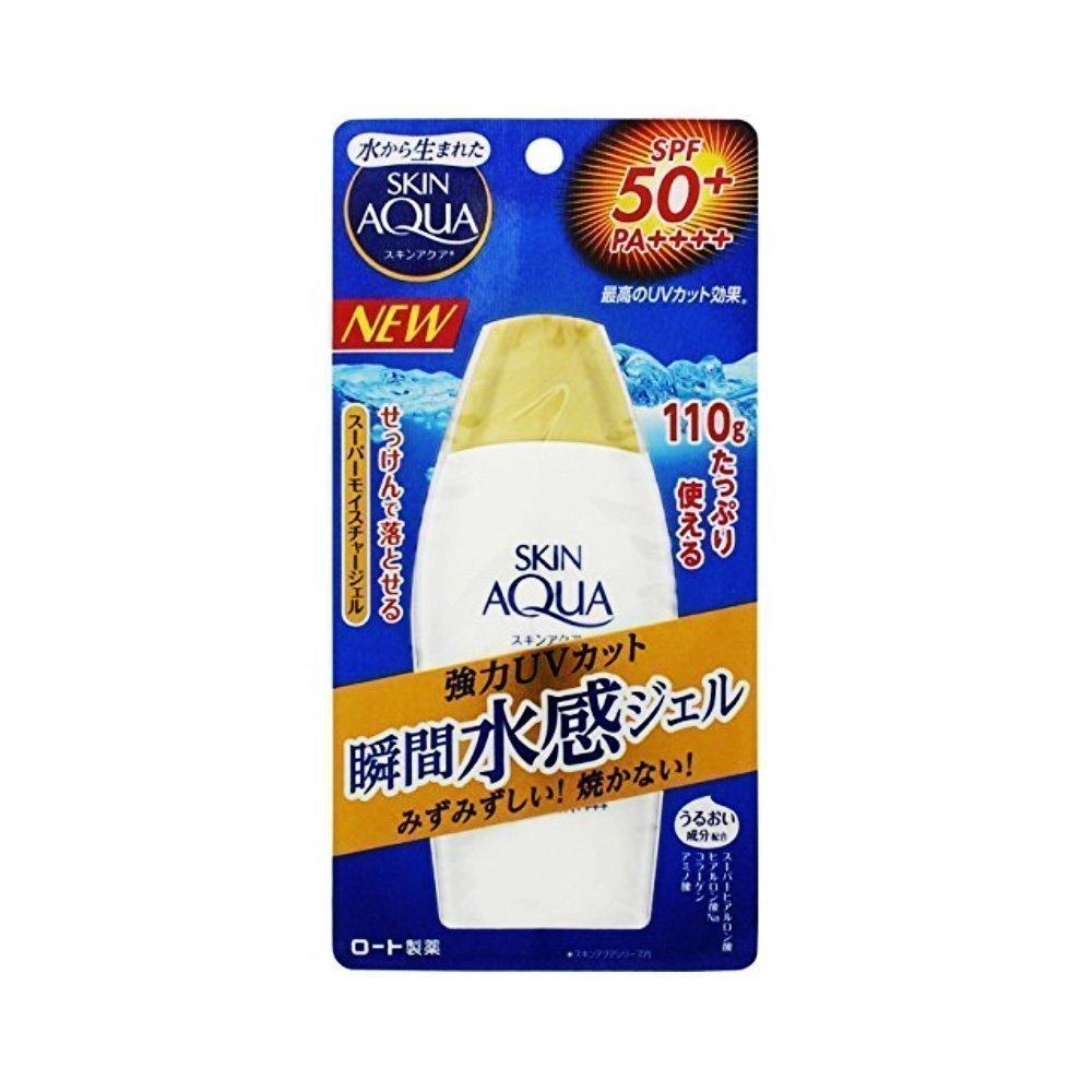 ROHTO Skin Aqua UV Super Moisture Gel SPF50+ PA++++110g