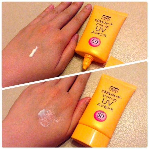 SHISEIDO Senka Aging Care UV Sunscreen SPF50