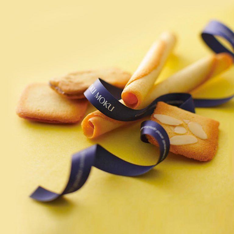 YOKU MOKU Cigare Cookies gift