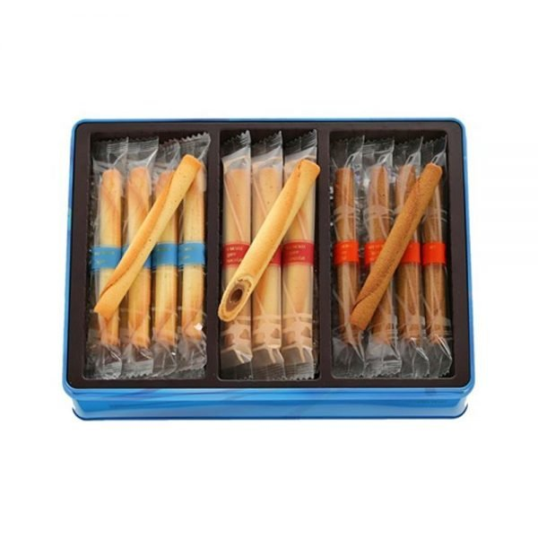 YOKU MOKU Torois Cigare Cookies 3 Flavor Assortment - 33pcs