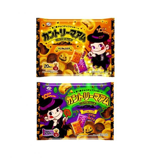FUJIYA 2016 Halloween Special Country Ma'am - 20pcs