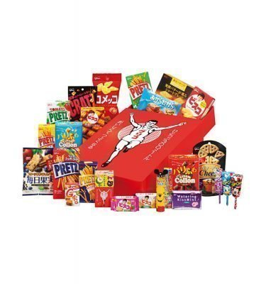 GLICO Snack Assortment Selection The Glico Spring & Summer Large - Special Box