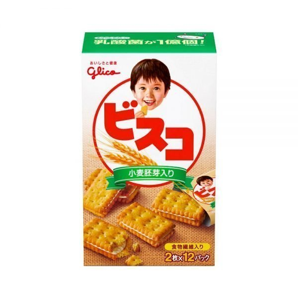 GLICO Snack Assortment Tea Time with Bisco Collon Pretz