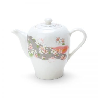 HELLO KITTY Sakura Tea Pot