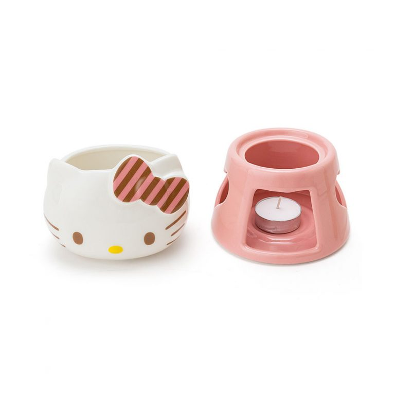 HELLO KITTY Fondue Set - Pink