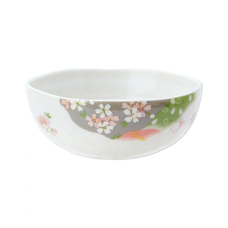 Hello Kitty Sakura Bowl