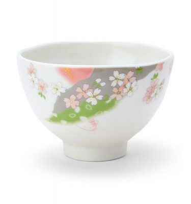 Hello Kitty Sakura Rice Bowl