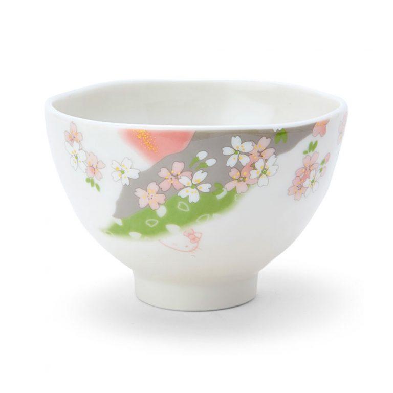 Hello Kitty Sakura Rice Bowl