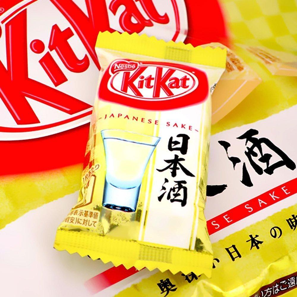 KIT KAT 2016 Japanese Sake Made in Japan