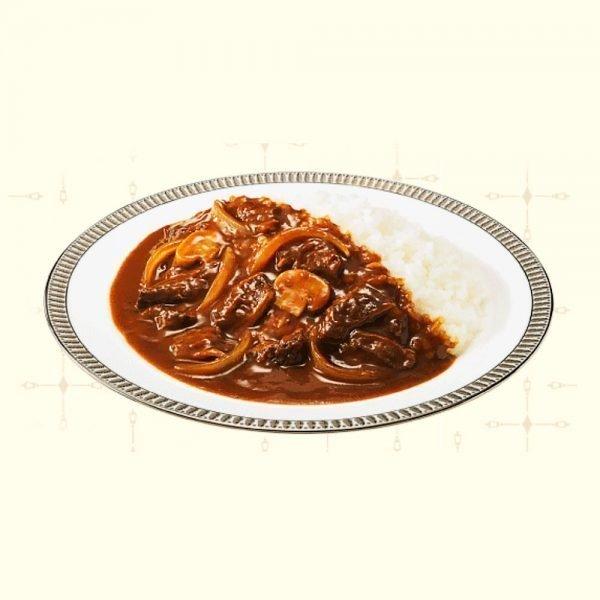 MEIJI Ginza Hayashi Curry & Stew 200g Made in Japan