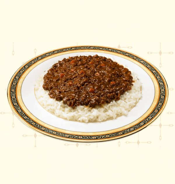MEIJI Ginza Kimakari Curry & Stew Made in Japan