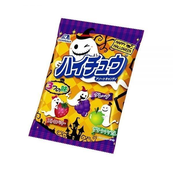 MORINAGA Hi-Chew Assort Halloween Special - 86g