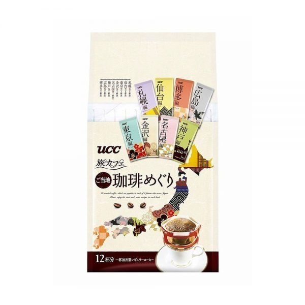 UCC Aroma Rich Trip Hand Drip Coffee