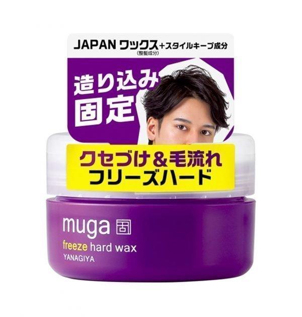 YANAGIYA Muga Prexceed Freeze Hard Wax Made in Japan